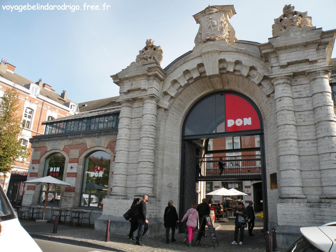 Restaurant PinPon  - Bruxelles