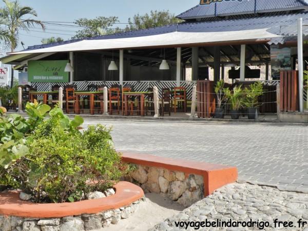 Restaurant Saona Café - Bayahibe