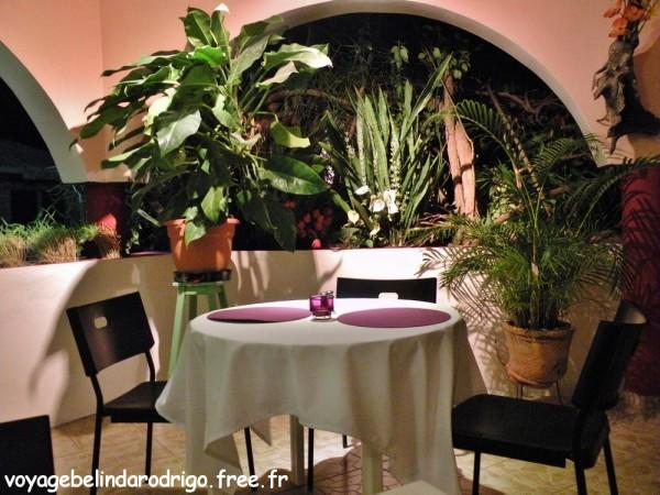 Resto Chez Denise - Las Galeras
