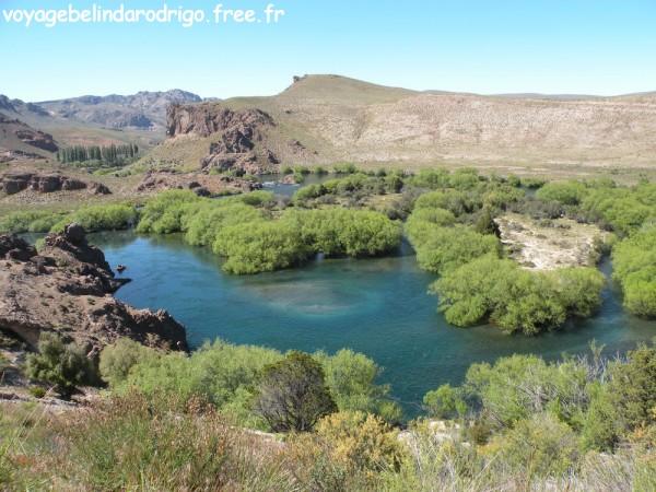 Rio Limay – Route des Sept Lacs