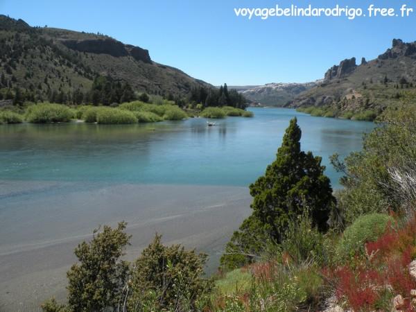 Rio Traful – Route des Sept Lacs