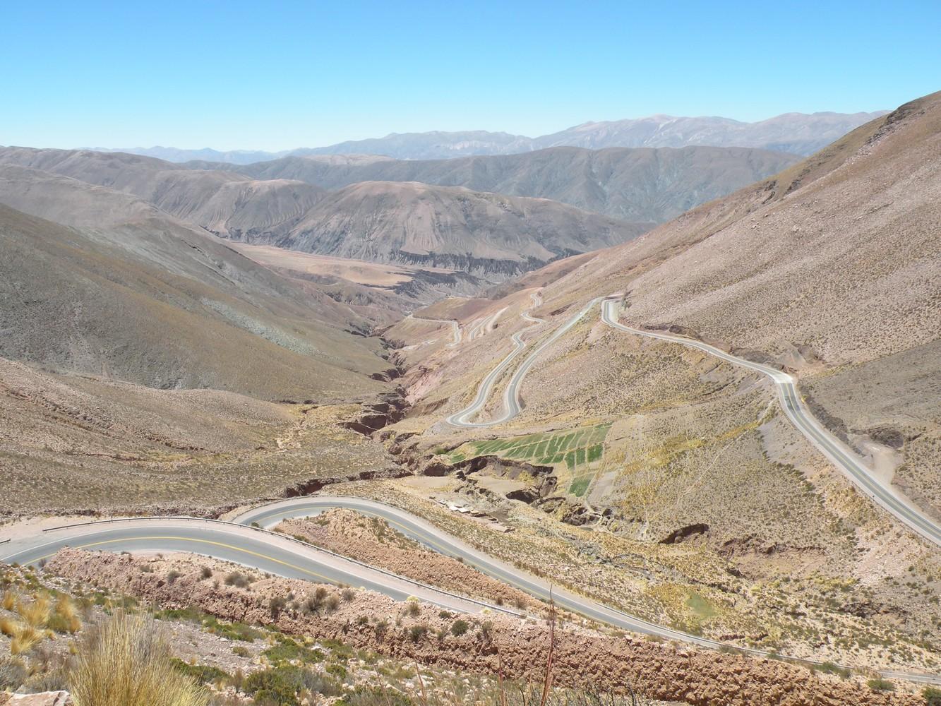 Route 52 qui grimpe, grimpe !!!