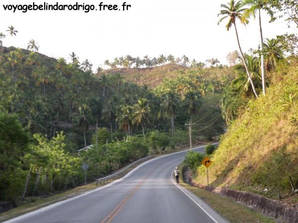 Route Samana - El Limon