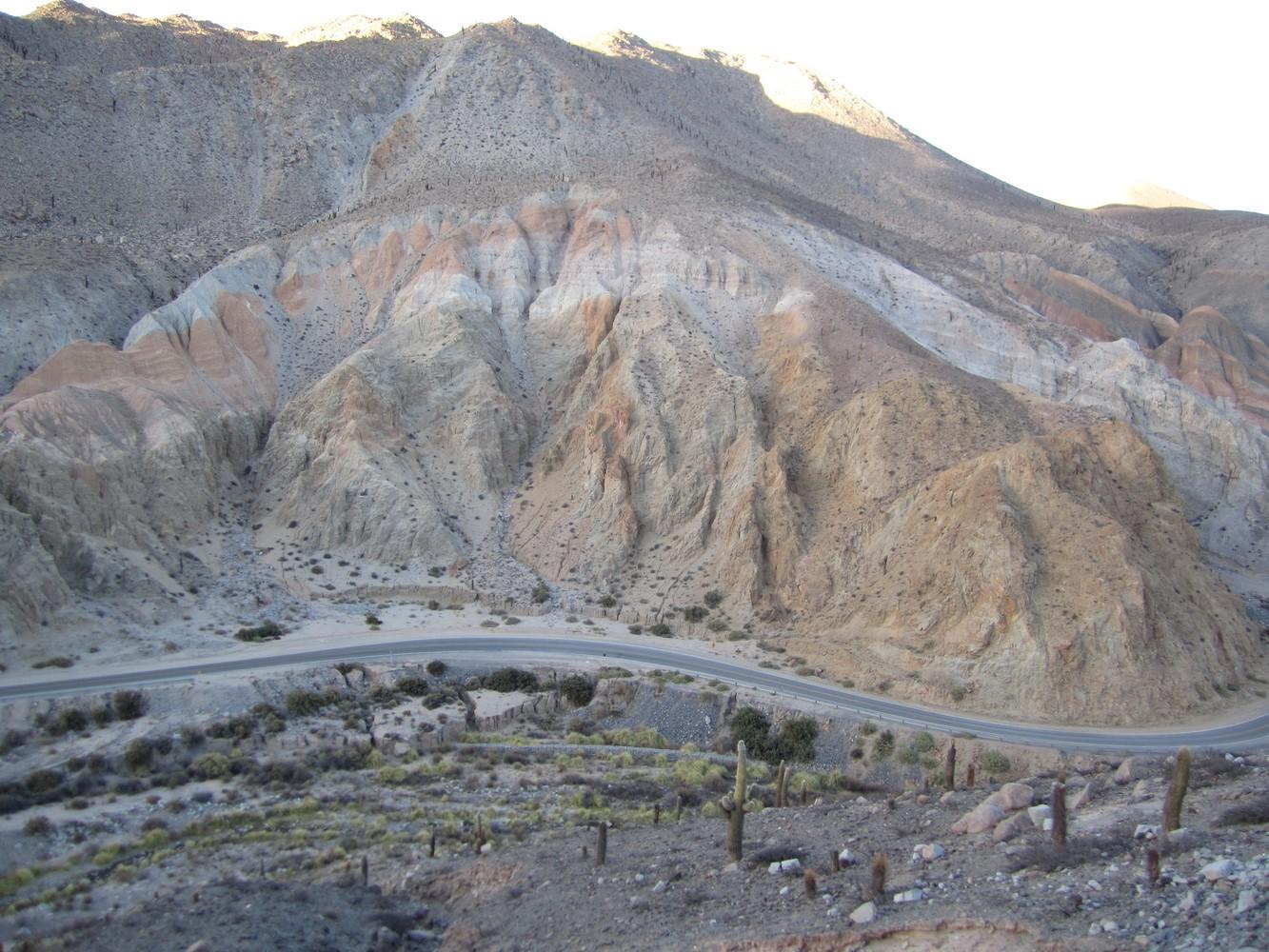 Route Tren a las Nubes - Quebrada del Toro