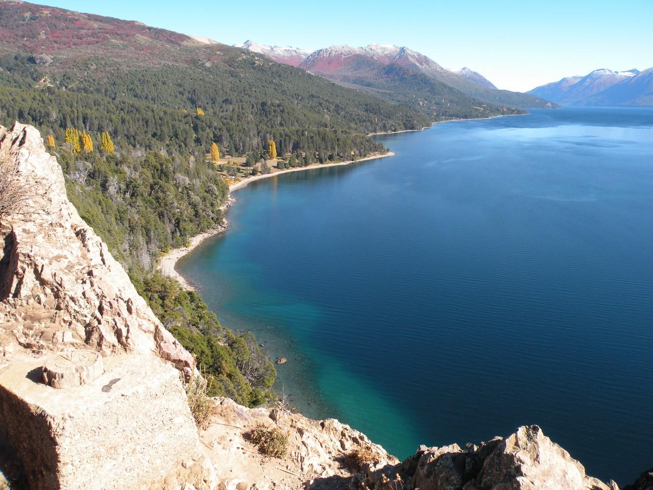 Lago Traful - Route des Sept Lacs