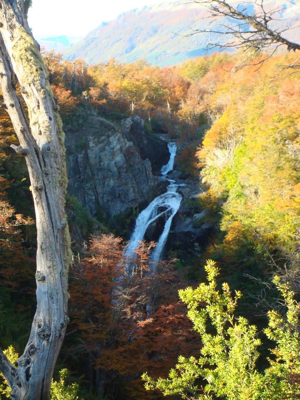 Cascada Vullignanco - Route des Sept Lacs