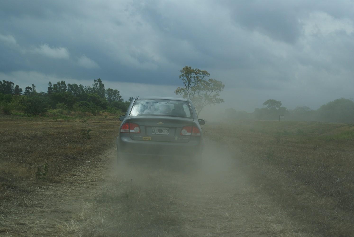 Route entre Salta et Jujuy