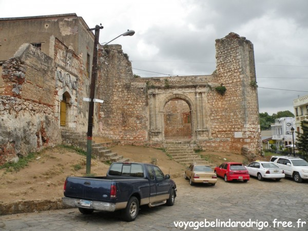 Ruinas de San Francisco - Santo Domingo