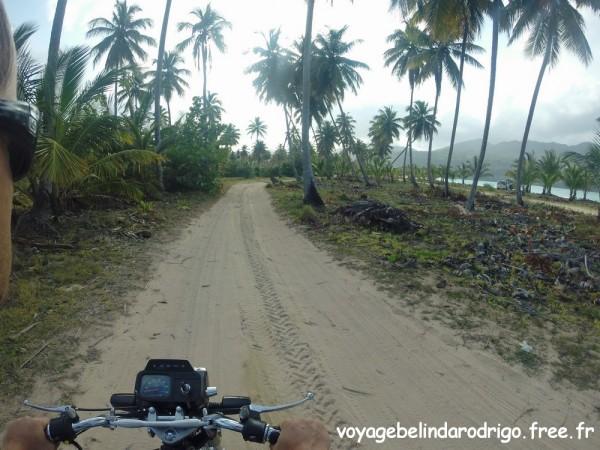 Ruta Las Galeras - Playa Rincon
