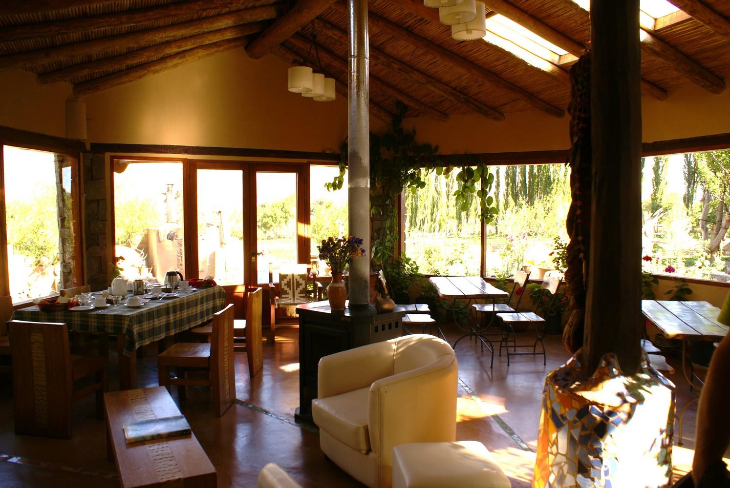 Salle Petit Déjeuner - Solar del Tropico