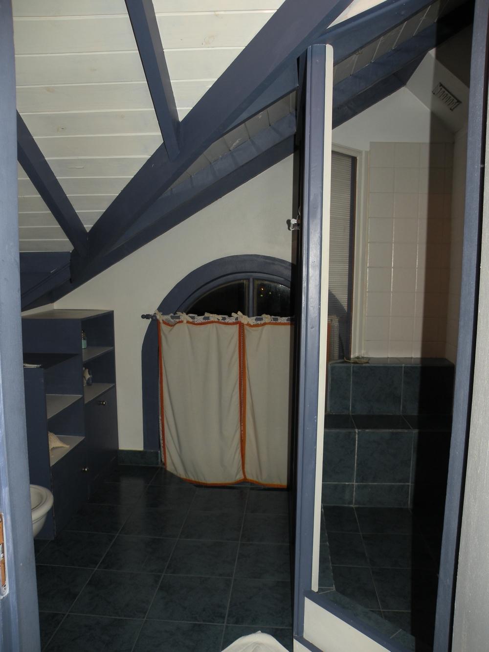 Salle de bain - Hosteria Linares