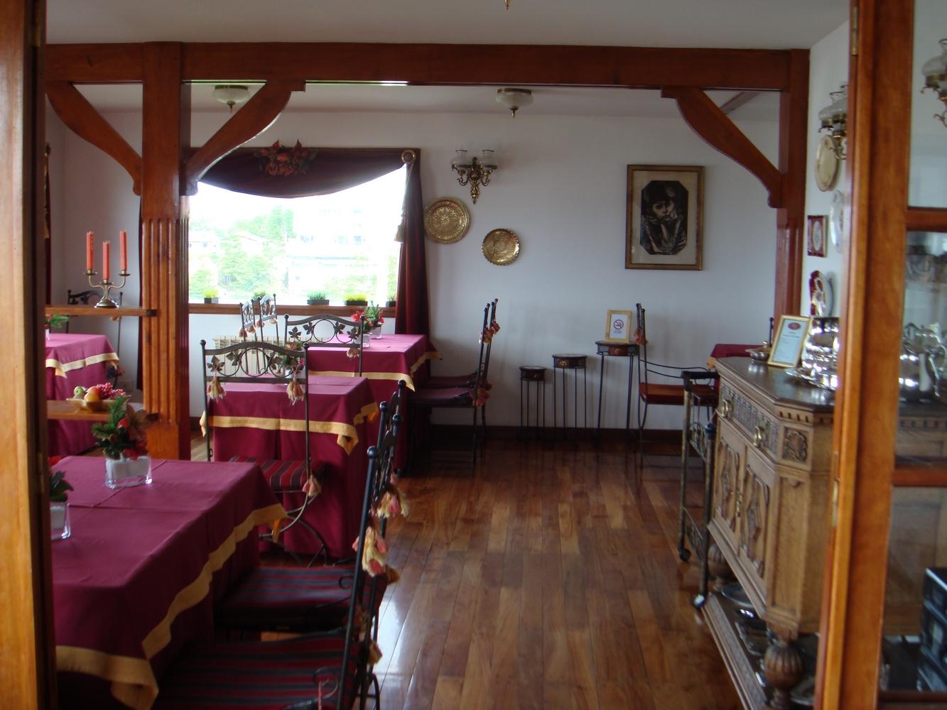 Salle du petit déjeuner - Hosteria Linares