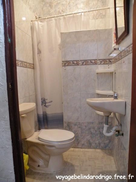 Hostal Nomadas - Salle de Bain