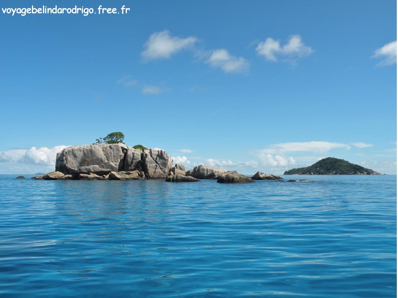 Spot snorkeling -  Îles Félicité et Cocos