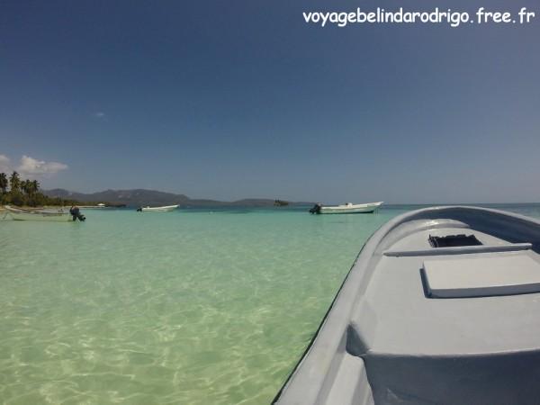 Taxi Boat - Playa Las Galeras - Las Galeras