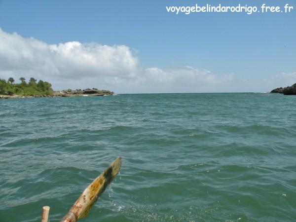 Traversée Barque - Boca de Yuma