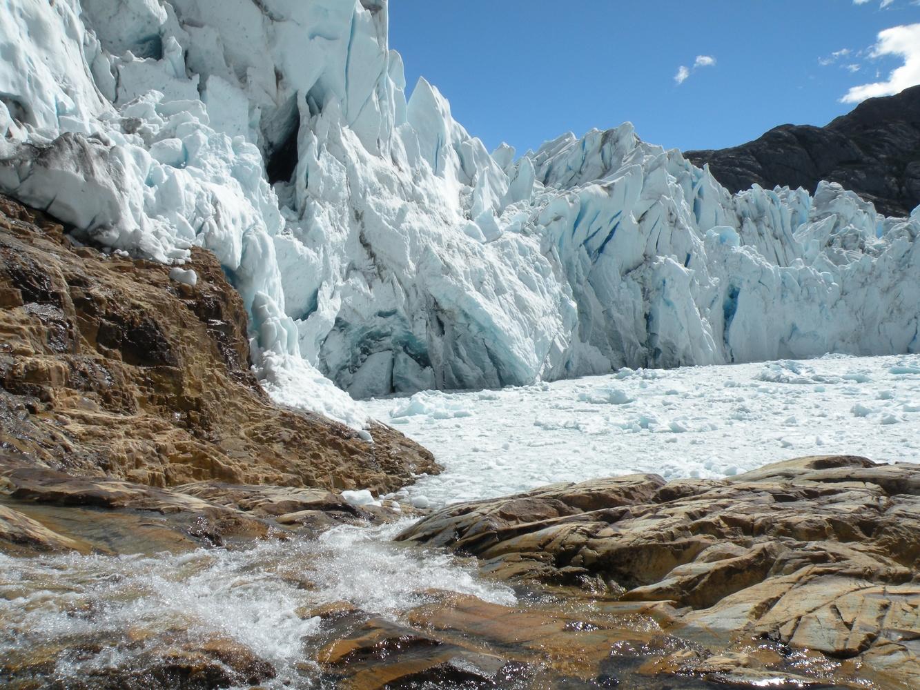 Trekking Glacier Viedma