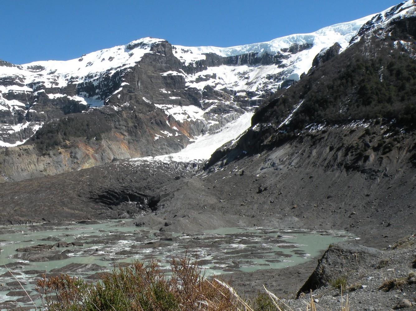 Ventisquero Negro - Parc Nahuel Huapi - Bariloche