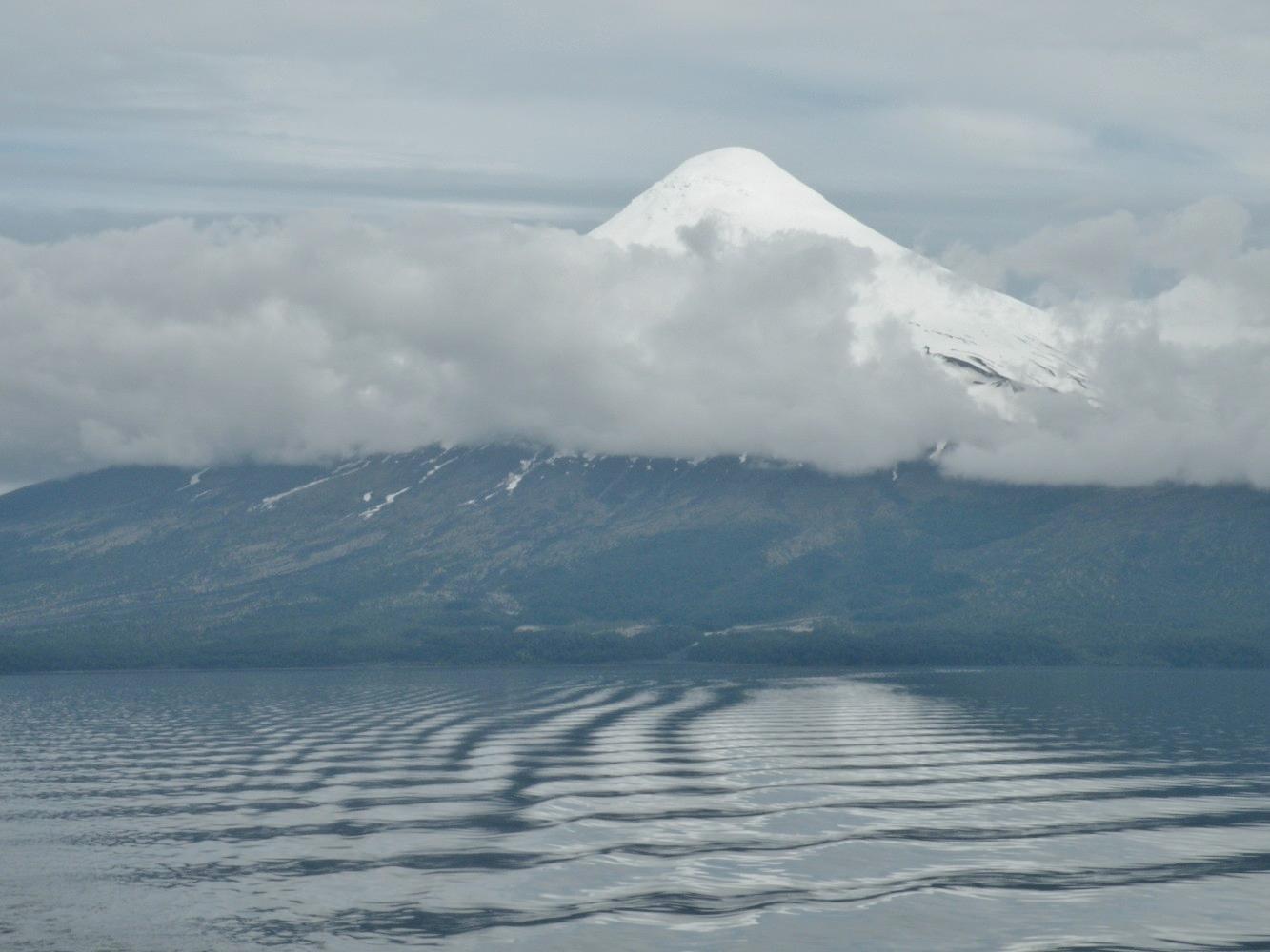 Volcan Osorno - Lago Todos los Santos - Chile